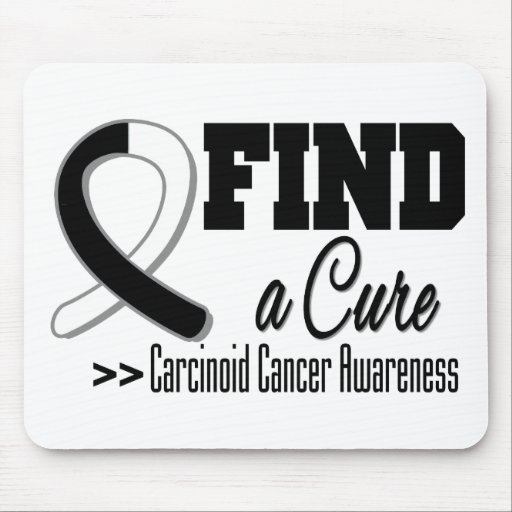 FIND a CURE Carcinoid Cancer Mousepad