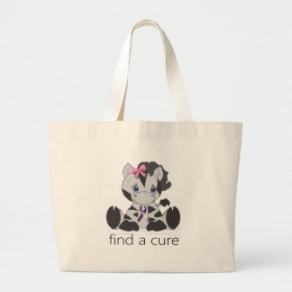 find a cure.png tote bag