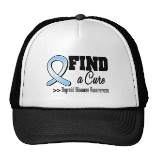 Find a Cure Thyroid Disease Awareness Hats