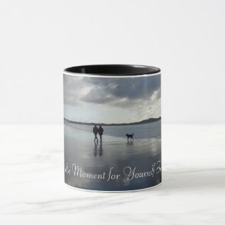 Find a Moment for Yourself Today, Quote Coffee Mug