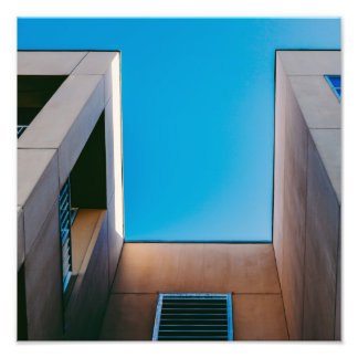 Find a window to escape photographic print