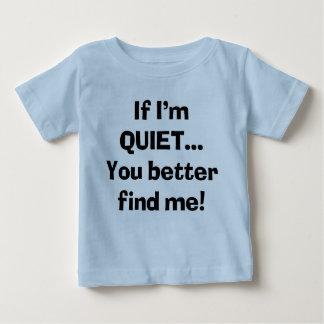 Find Baby Baby T-Shirt