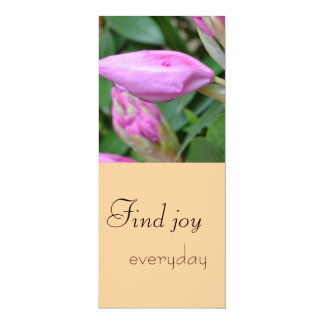 Find Joy Everyday Bookmark Card