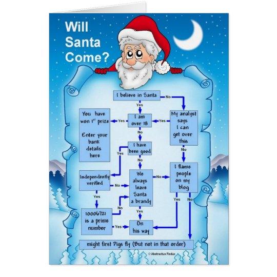 Find Out If Santa Will Be Visiting This