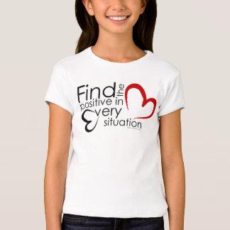 Find Positivity T Shirts