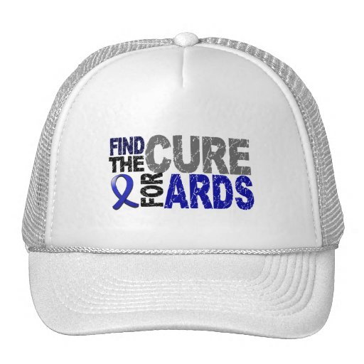 Find The Cure ARDS Mesh Hat