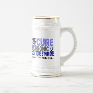 Find The Cure CFS Chronic Fatigue Syndrome Mugs