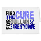 Find The Cure Guillain Barre Syndrome Card