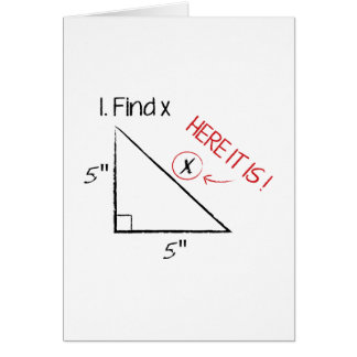 Find X Card