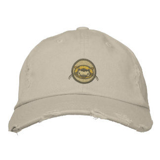 Find Your Inner Otter Baseball Hat Embroidered Hat
