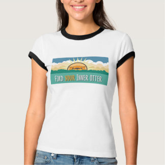 Find Your Inner Otter Tee Shirt