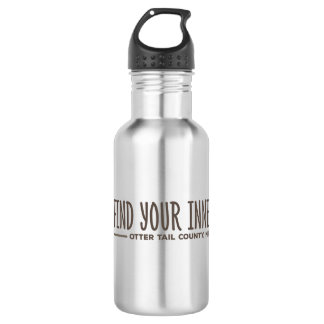 Find Your Inner Otter Water Bottle 532 Ml Water Bottle