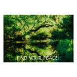 FIND YOUR PEACE! POSTERS