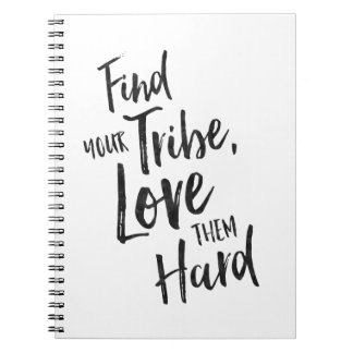 Find Your Tribe - Inspirational Journal