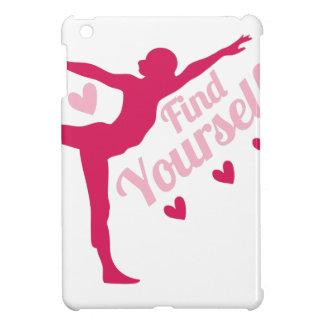 Find Yourself iPad Mini Cover