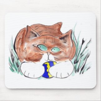 Finders, Keeping the Easter Egg Mouse Pad
