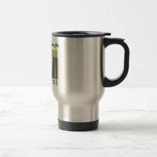 Finding a Cure For Endometriosis PRICELESS Coffee Mug