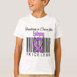 Finding a Cure For Epilepsy PRICELESS T-Shirt