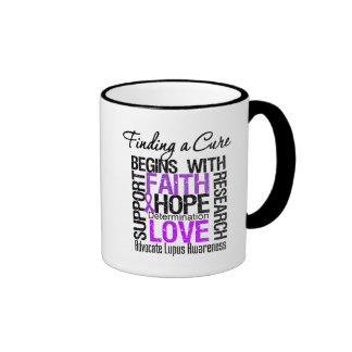 Finding a Cure For Lupus Coffee Mug