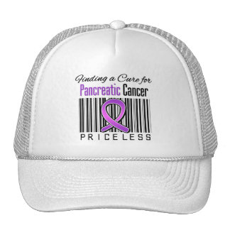 Finding a Cure For Pancreatic Cancer PRICELESS Cap