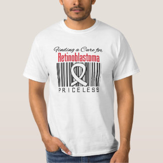 Finding a Cure For Retinoblastoma PRICELESS T-Shirt
