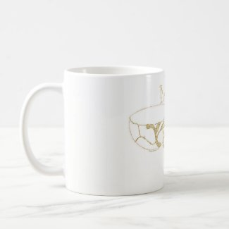 Finding Beauty in Imperfection Mug