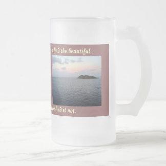 Finding Beauty mug