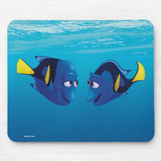 Finding Dory | Jenny & Charlie Mouse Pad