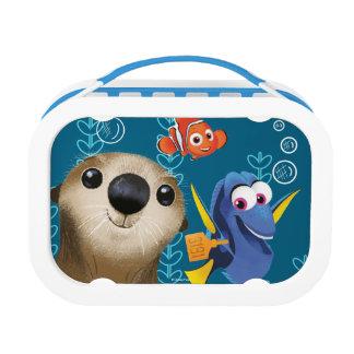 Finding Dory | Nemo, Dory & Otter Lunchbox