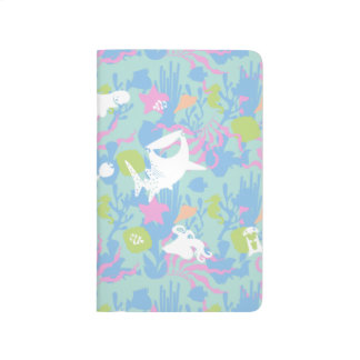 Finding Dory Pastel Sea Pattern Journals