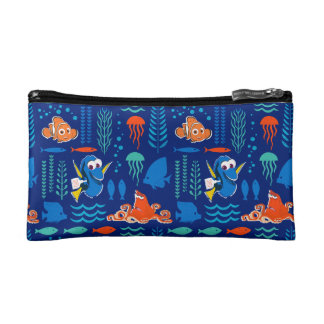 Finding Dory Sea Pattern Cosmetic Bags