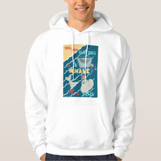Finding Dory | Whale of a Time Hoodie