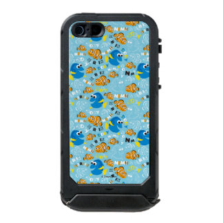 Finding Nemo   Dory and Nemo Pattern Incipio ATLAS ID™ iPhone 5 Case
