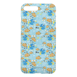 Finding Nemo   Dory and Nemo Pattern iPhone 7 Plus Case