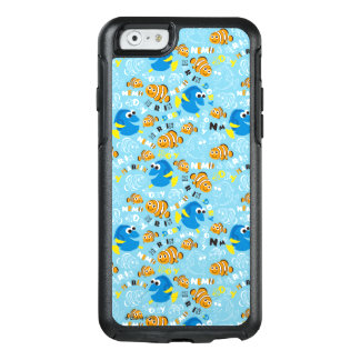 Finding Nemo   Dory and Nemo Pattern OtterBox iPhone 6/6s Case