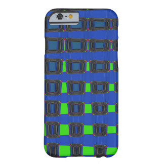 FINDING ORDER IN THE THIRD UNIVERSE BARELY THERE iPhone 6 CASE