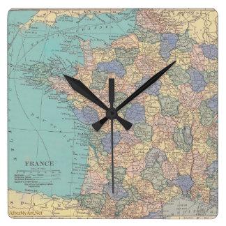 Finding Paris Together Clock