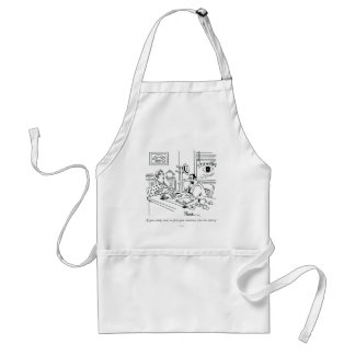 Finding Relatives Standard Apron