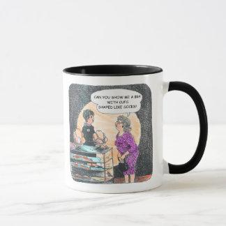 Finding the Right Bra Mug