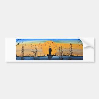 Finding your Zen Bumper Sticker