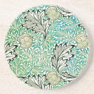 Fine Apple Vintage William Morris Wallpaper Coasters