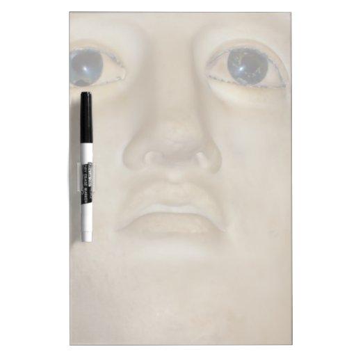 Fine Art Ancient Statue Roman Goddess Dry-Erase Board