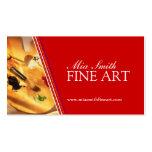 Fine Art - Business Cards