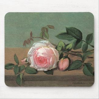 Fine Art Floral Mousepad