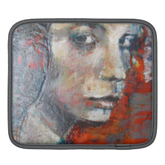 Fine art for your sleeve. Colourful save Sleeve For iPads