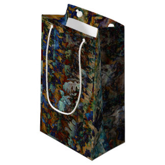 Fine Art Leaves Gift Bag