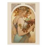 Fine Art Nouveau Jugendstil Mucha