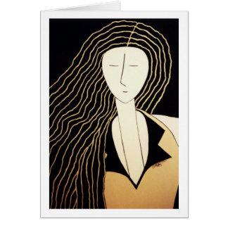 """Fine Art - """"Pure & Simple"""" Card"""