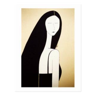 "Fine Art - ""Subtle Beauty"" Postcard"