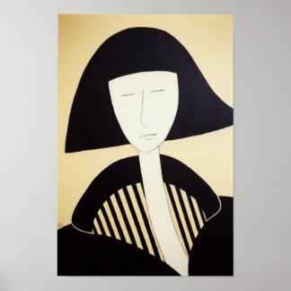 "Fine Art - ""Suzie Q"" Poster"